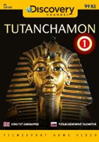 Tutanchamon 1. - DVD digipack
