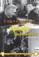 U nás v Kocourkově/Před maturitou (2 filmy na 1 disku) - DVD box