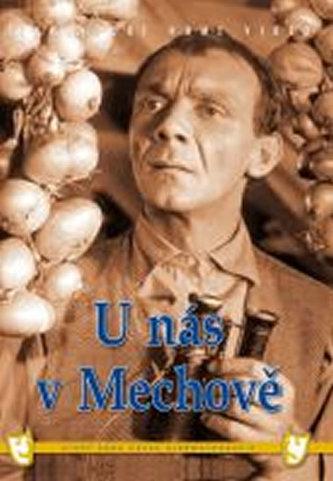 U nás v Mechově - DVD box