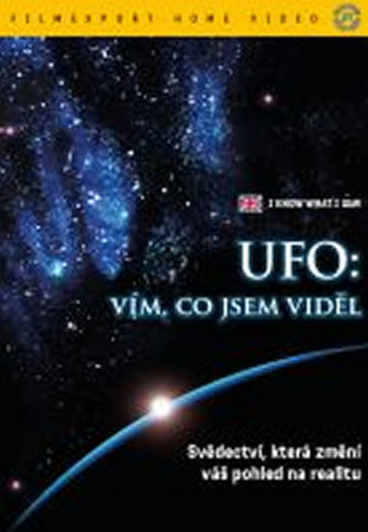 UFO: Vím co jsem viděl - DVD digipack