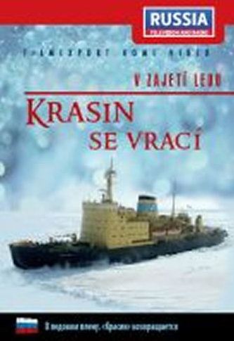 V zajetí ledu: Krasin se vrací - DVD digipack