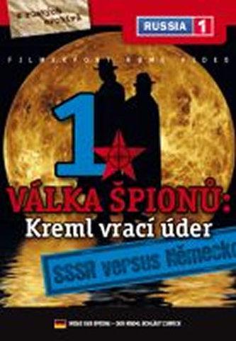 Válka špiónů: Kreml vrací úder 1. - SSSR versus Německo - DVD digipack
