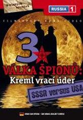 Válka špiónů: Kreml vrací úder 3. - SSSR versus USA - DVD digipack