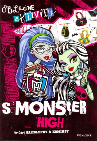 Monster High Obludné aktivity  s Monster High