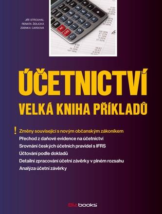 Účetnictví – Velká kniha příkladů