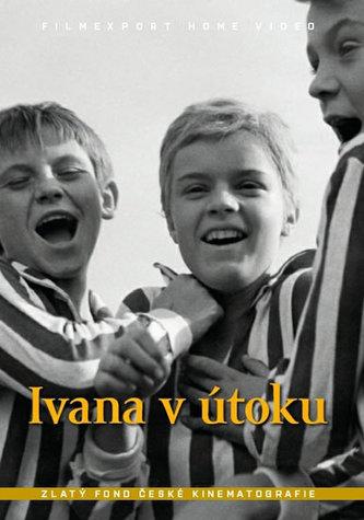 Ivana v útoku - DVD - neuveden