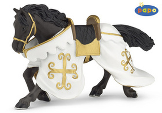 Kůň rytíře Chainmail