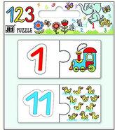 Puzzle 123 (Čísla)