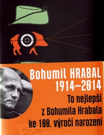 Komplet-Bohumil Hrabal 1914-2014