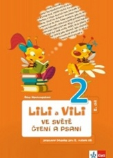Lili a Vili 2 ve světě čtení a psaní 2. díl