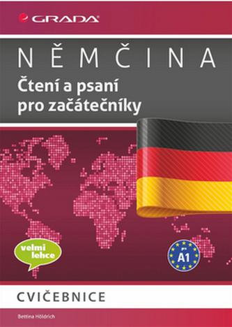 Němčina - Čtení a psaní pro začátečníky A1 - cvičebnice