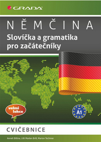 Němčina - Slovíčka a gramatika pro začátečníky A1