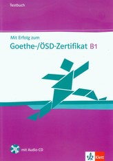 Mit Erfolg zum Goethe-/ÖSD-Zertifikat B1, TB+CD