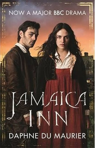 JAMAICA INN - Film tie-in (anglicky)