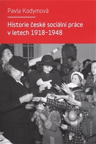 Historie české sociální práce v letech 1918-1948