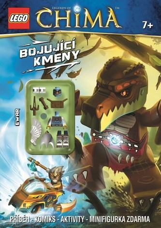 LEGO® CHIMA Bojující kmeny