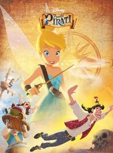 Zvonilka a piráti - Filmový příběh