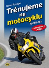 Trénujeme na motocyklu