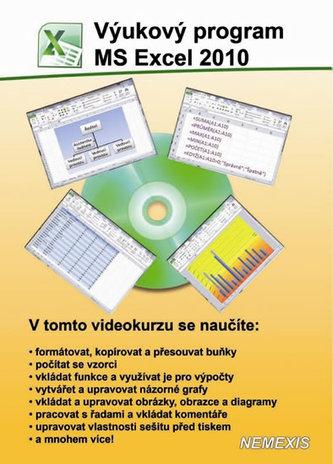 Výukový program MS Excel 2010 - CD