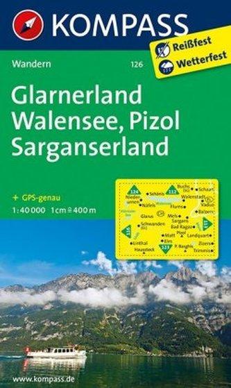Glarnerland-Walensee   126     NKOM 1:40