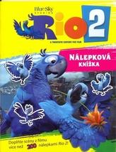 RIO 2 - Nálepková knížka