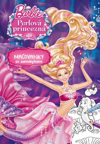 Barbie Perlová princezná Mažovanky