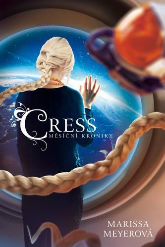 Cress - Měsíční kroniky - kniha třetí
