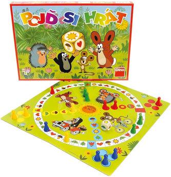 Pojď si hrát s krtečkem!