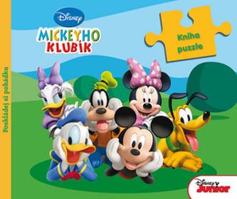Puzzle Mickeyho klubík
