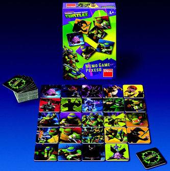 Ninja želvy - Pexeso