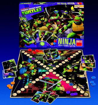 Ninja želvy - Hra