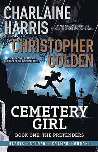 Cemetery Girl (anglicky) - Charlaine Harris