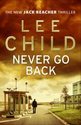 Never Go Back (anglicky)