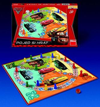 Auta 2: Pojeď si hrát - hra