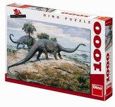 Burian Zdeněk: Diplodocus - puzzle 1000 dílků