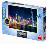 Hong Kong - puzzle neon 1000 dílků