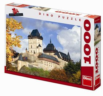 Karlštejn - puzzle 1000 dílků