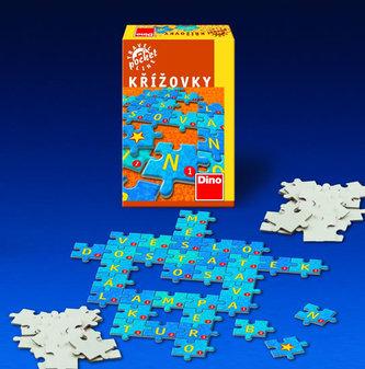 Křížovky - cestovní hra