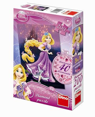 Locika - puzzle Diamond 200 dílků