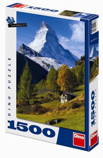 Matterhorn - puzzle 1500 dílků