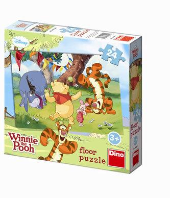 Medvídek Pú - Maxi puzzle 24 dílků
