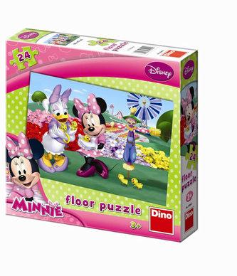 Minnie - Maxi puzzle 24 dílků