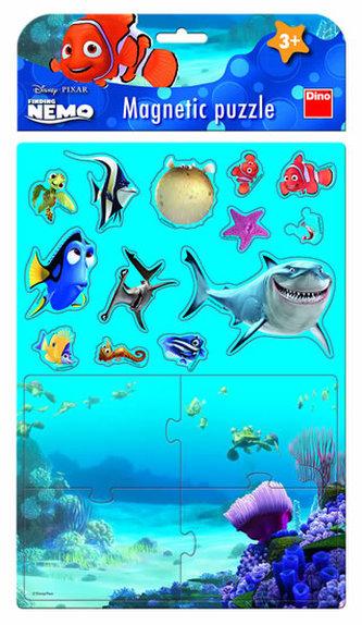 Nemo - Magnetické puzzle