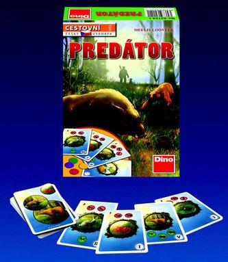 Predátor - cestovní hra