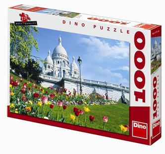 Sacre Coeur - puzzle 1000 dílků