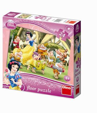 Sněhurka - Maxi puzzle 24 dílků