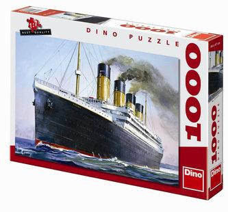 Titanic - puzzle 1000 dílků