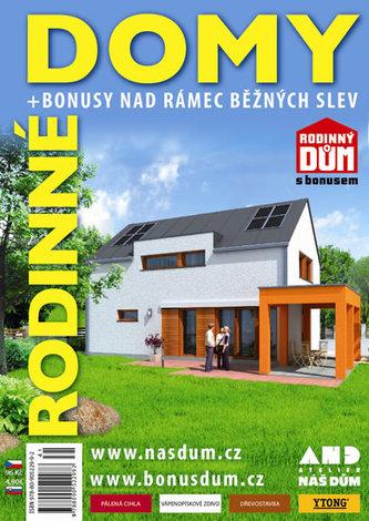 Rodinné domy - Rodinný dům s bonusy nad rámec běžných slev - Náš dům XXVI.