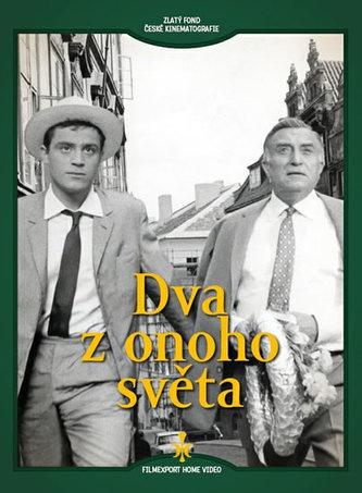 Dva z onoho světa - DVD (digipack)