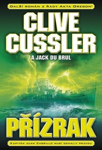 Přízrak - Clive Cussler